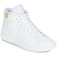 Skor Dam Sneakers Nike COURT ROYALE 2 MID Vit