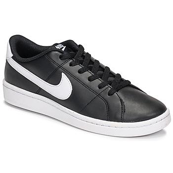 Skor Dam Sneakers Nike COURT ROYALE 2 Svart / Vit