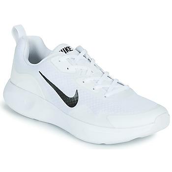 Skor Herr Fitnesskor Nike WEARALLDAY Vit / Svart