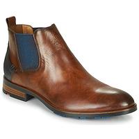 Skor Herr Boots Lloyd  Cognac