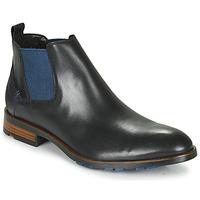Skor Herr Boots Lloyd  Svart