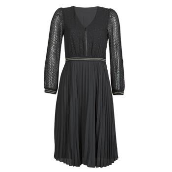 textil Dam Korta klänningar One Step FR30061 Svart
