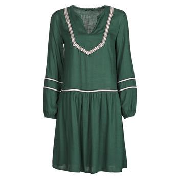 textil Dam Korta klänningar One Step FR30231 Grön