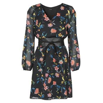 textil Dam Korta klänningar One Step FR30301 Svart