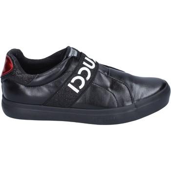 Skor Flickor Slip-on-skor Fiorucci Sneakers BM427 Svart