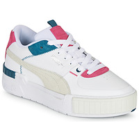 Skor Dam Sneakers Puma CALI SPORT Vit / Grå