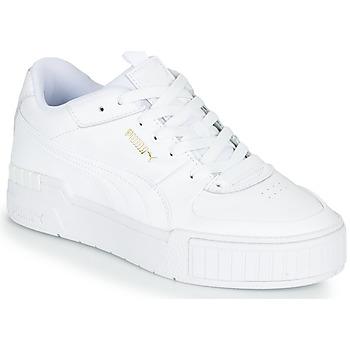 Skor Dam Sneakers Puma CALI SPORT Vit