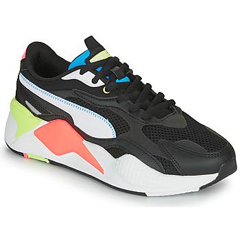 Skor Sneakers Puma RS-X3 Svart / Vit / Korall