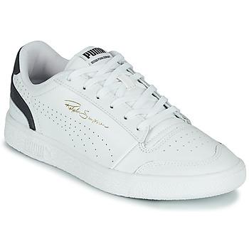 Skor Sneakers Puma RALPH SAMPSON LO Vit / Blå