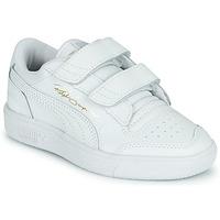 Skor Barn Sneakers Puma RALPH SAMPSON LO PS Vit
