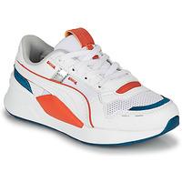Skor Barn Sneakers Puma RS-2.0 TOPS PS Vit / Blå / Röd