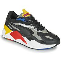 Skor Sneakers Puma RS-X3 Svart / Röd / Gul
