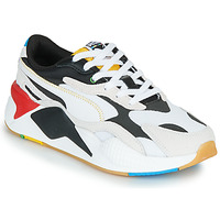 Skor Sneakers Puma RS-X3 Unity Collection Vit / Svart / Röd
