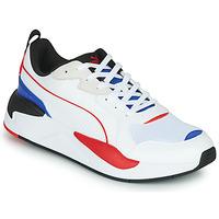 Skor Herr Sneakers Puma X-RAY Vit / Blå / Röd