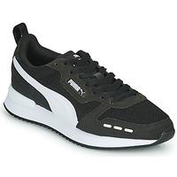 Skor Herr Sneakers Puma R78 Svart