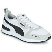 Skor Herr Sneakers Puma R78 Vit / Svart