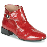 Skor Dam Boots Hispanitas ANETO Röd
