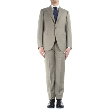 textil Herr Kostymer Cesare Attolini S20MA17 V21 Beige