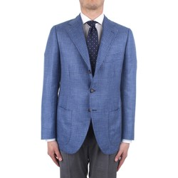 textil Herr Jackor & Kavajer Cesare Attolini S20MA43 Blue