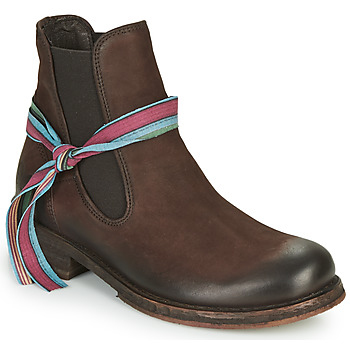Skor Dam Boots Felmini COOPER Brun