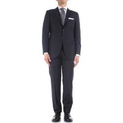 textil Herr Kostymer Kiton K06S12/36 Blue