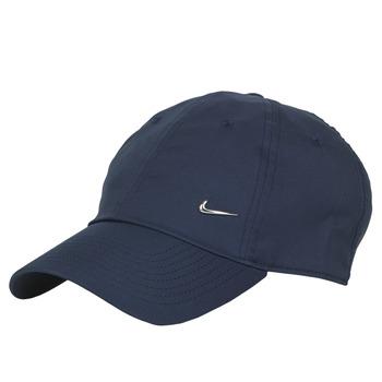 Accessoarer Keps Nike U NSW H86 METAL SWOOSH CAP Blå