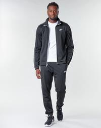 textil Herr Sportoverall Nike M NSW SCE TRK SUIT PK BASIC Svart