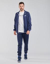 textil Herr Sportoverall Nike M NSW SCE TRK SUIT PK BASIC Blå