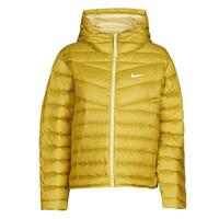 textil Dam Täckjackor Nike W NSW WR LT WT DWN JKT Kaki