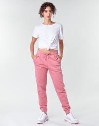 textil Dam Joggingbyxor Nike W NSW ESSNTL PANT REG FLC Rosa