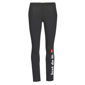 textil Dam Leggings Nike W NSW LGGNG CLUB Svart