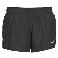 textil Dam Shorts / Bermudas Nike W NK 10K SHORT Svart