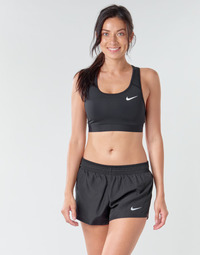 textil Dam Sport-BH Nike NIKE SWOOSH BAND BRA NON PAD Svart