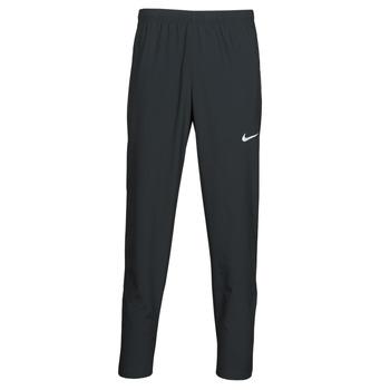 textil Herr Joggingbyxor Nike M NK RUN STRIPE WOVEN PANT Svart