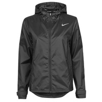 textil Dam Vår/höstjackor Nike W NK ESSENTIAL JACKET Svart