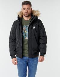 textil Herr Vindjackor Element DULCEY EXPLORER Svart
