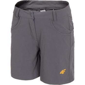 textil Dam Shorts / Bermudas 4F Women's Functional Shorts Gris