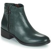 Skor Dam Boots Dream in Green NARLINE Grön