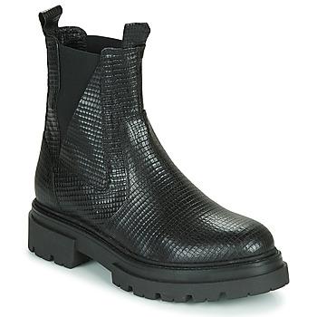 Skor Dam Boots Fericelli NATO Svart