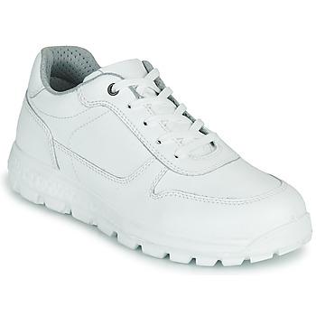 Skor Dam Sneakers Casual Attitude NABEILLE Vit