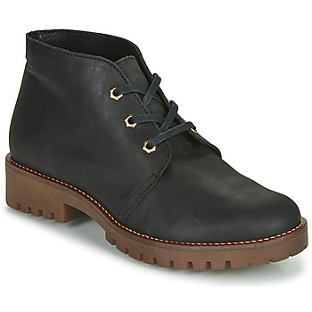 Skor Dam Boots Casual Attitude NIBELLULE Svart