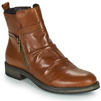Skor Dam Boots Casual Attitude NERMITE Kamel