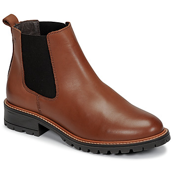 Skor Dam Boots Casual Attitude NRIQUET Kamel