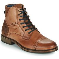 Skor Herr Boots Casual Attitude HOKES Brun