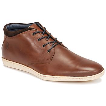 Skor Herr Boots Casual Attitude CALER Kamel / Brun