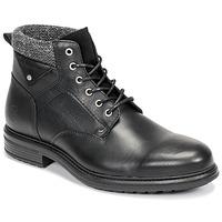 Skor Herr Boots Casual Attitude NAPILLON Svart