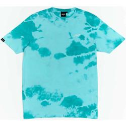 textil Pojkar T-shirts Wrung T-shirt  New Sign bleu turquoise/blanc/noir