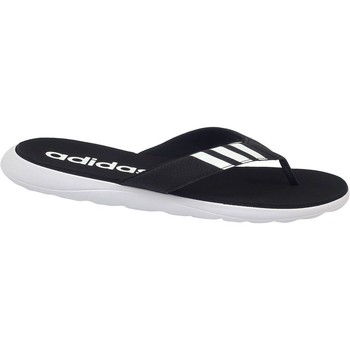 Skor Herr Flip-flops adidas Originals Comfort Flip Flop Vit,Svarta
