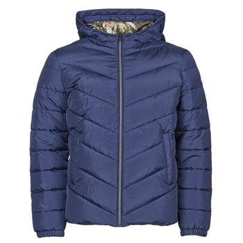 textil Herr Täckjackor Guess SUPER LIGHT PUFFA JKT Marin