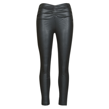 textil Dam Leggings Guess FAJR LEGGING Svart